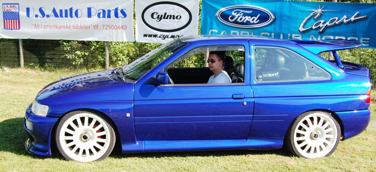 Ford Escort Cabriolet / Modellbersicht / FordCars